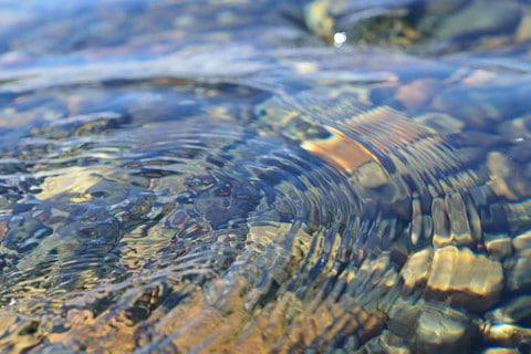 sone con agua significado