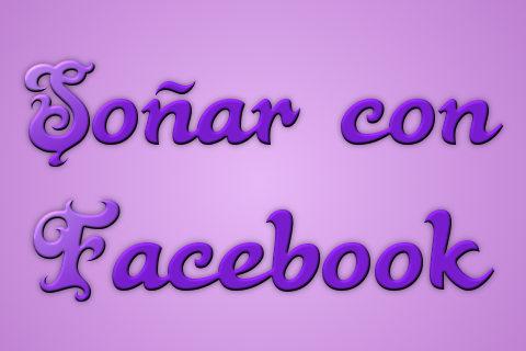 sonar con facebook