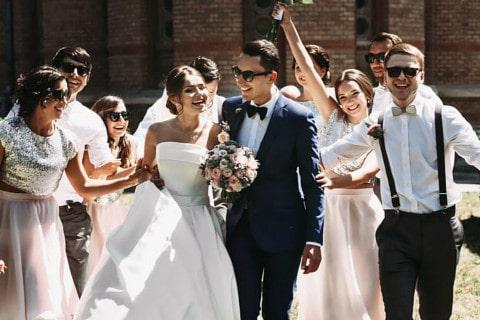 sone con una boda significado
