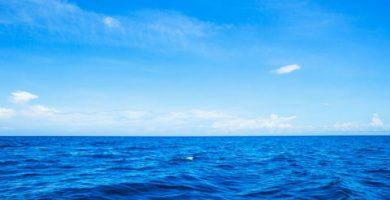 soñar con el mar significado