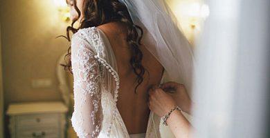 soñar con vestidos de novia significado