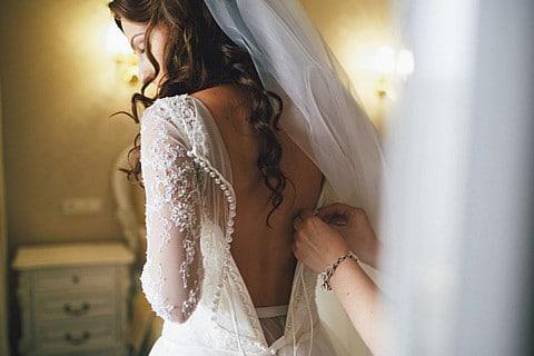 sone con vestidos de novia significado