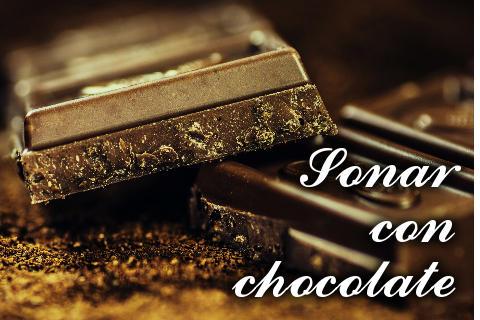 sonar con chocolate