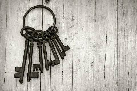 sone con llaves que significa