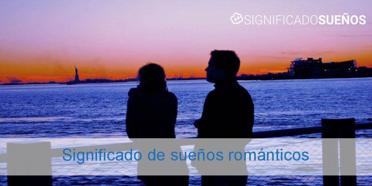 Significado de sueños románticos